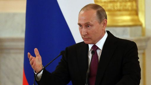 Vladimir Putin says absence of Russians will devalue Olympic medals