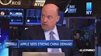 Cramer: Why you should own Apple stock