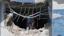 Graphic Video: 15 Killed at Gaza UN School