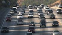 Americans Hit the Roads in Busiest Thanksgiving Travel Since 2007