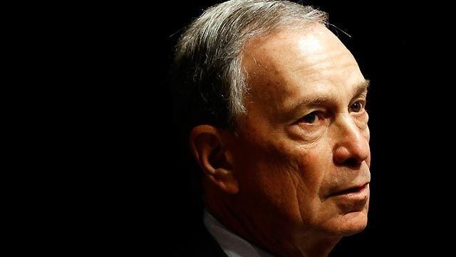 Report: Ricin-laced letter sent to NYC Mayor Bloomberg