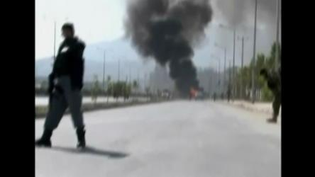 Deadly Kabul attack