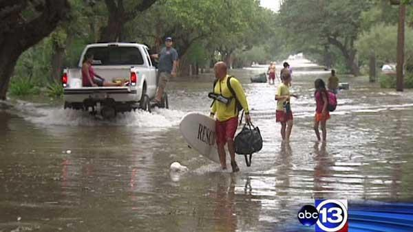 First responders share stories from Hurricane Ike