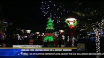 Legoland tree lighting builds on a holiday tradition