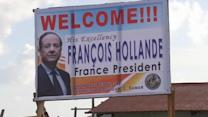 France, Philippines call for agreement on climate change