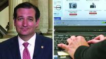 Sen. Cruz: Online sales tax would 'hammer' small businesses