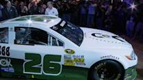 2013 NASCAR Media Day: NASCAR Honors Sandy Hook