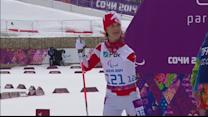 Biathlon distance races Friday at the Paralympic Winter Games