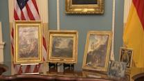 Monuments Men Actions Return Paintings
