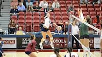 Kathleen Luft Talks WCC Volleyball Player of the Week Award