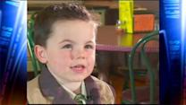 4-year-old mayor re-elected in Minnesota town