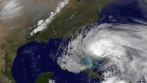 Sandy One Year On: Satellite Images Show Development of Storm