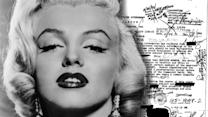 FBI's secret files on Marilyn Monroe