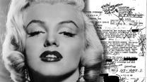 FBI's secret files on Marilyn Monroe