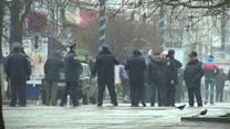Gunmen seize local parliament in Crimea