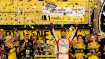 Johnson shines in All-Star Race