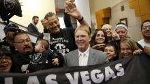 Raiders' move to Las Vegas approved by NFL owners