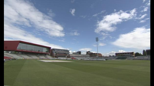 Ashes: Excitement ahead of Old Trafford Test