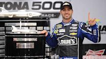 Jimmie Johnson on NASCAR policing driver interviews