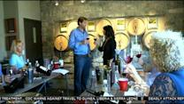 Where's Roberta? Learning How To Be A Winemaker At Wente Vineyards In Livermore