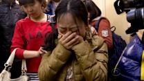 Painful hope lingers for families of MH 370 victims