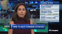 Does the IMF yuan move make Chinese stocks more attractiv...