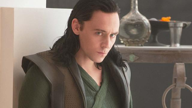 Tom Hiddleston Talks 'Thor: The Dark World' Reshoots