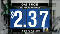 Gas Prices On The Rise Again