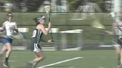 Yarmouth Beats Falmouth In Girls Lacrosse