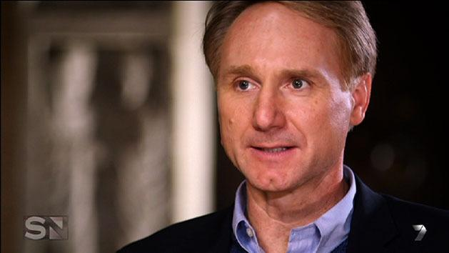 Dan Brown, man of mystery