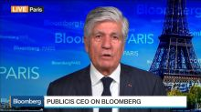Publicis CEO Slams 'Blurred Lines' of M&A Client Conflict