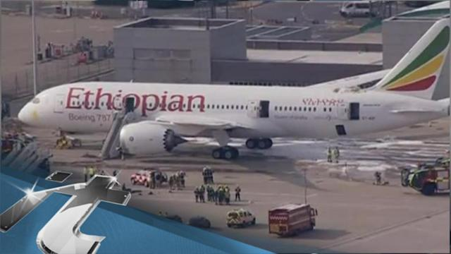 Company or Product News Byte: CEO: Ethiopian Airways to Go on Flying 787 Fleet