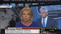 Hagel's defense cut plan