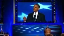 Obama Concludes Convention, Asks for 2nd term