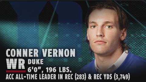 Best of Duke's Conner Vernon