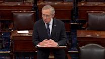 "Reid on overcoming shutdown: ""I'm optimistic about the prospects"""