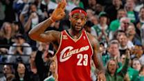 LeBron James Returns Home