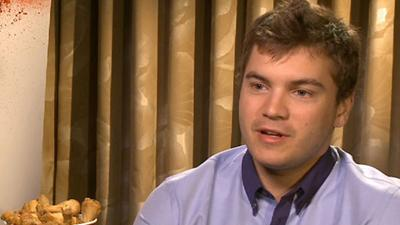 Emile Hirsch Gets A Beat Down In 'Killer Joe'