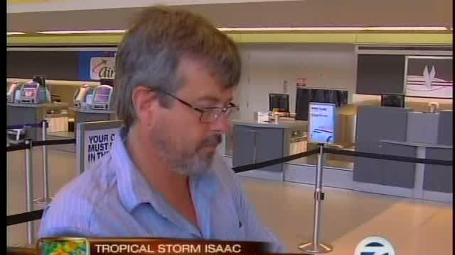 Red Cross Isaac Delays