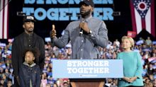 LeBron James, several other Cavs won't stay at Trump hotel in NYC this week