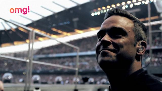 Robbie Williams says he will be back with Take That