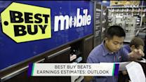 Best Buy & AutoZone race ahead; Nutrisystem fattens up