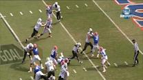 11/09/2013 Vanderbilt vs Florida Football Highlights