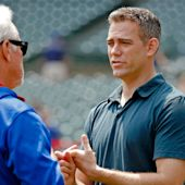 Cubs reward Epstein with five-year contract