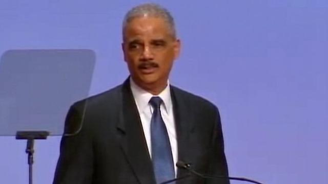 Eric Holder Vows to Investigate Trayvon Martin Shooting and Combat Stereotypes