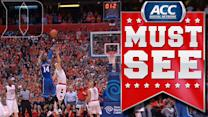 Duke's Rasheed Sulaimon Hits Game-Tying 3-Pointer vs Syracuse | ACC Must See Moment