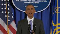 Obama: Ebola outbreak threat to global security