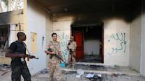Looking for answers on Libya