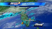 First Alert Forecast: Wet weather on tap Thursday, Friday