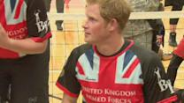 Prince Harry Hits Pub After Warrior Games Participation